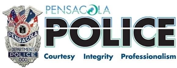 Pensacola Police Department Logo