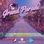 Pensacola Mardi Gras - Grand Mardi Gras Parade