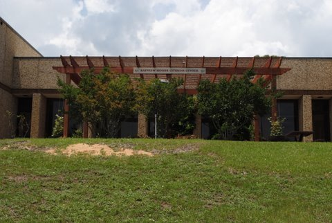 Bayview Senior Center building