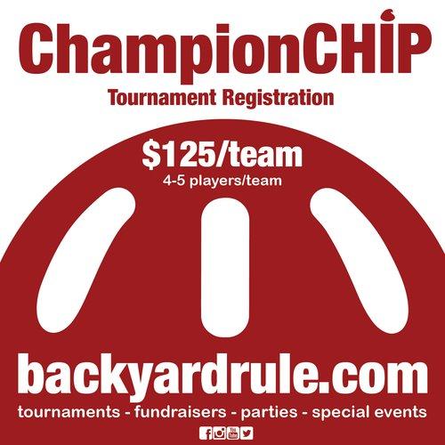 ChampionChip wiffle ball tournament registration at backyardrule.com