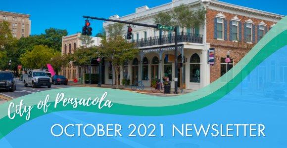 October 2021 Newsletter Header
