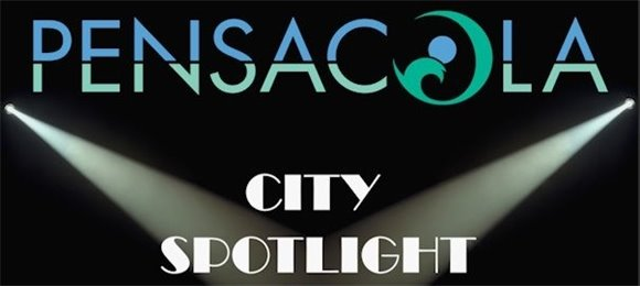 Text of Pensacola City Spotlight