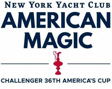 New York Yacht Club American Magic Logo