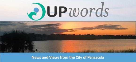 A photo of a Pensacola sunset