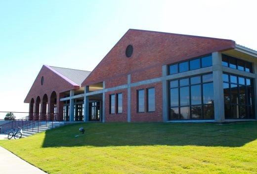 Sanders Beach Corrine-Jones Resource Center