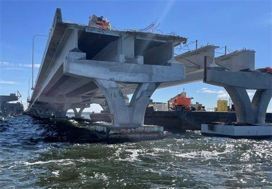 bay bridge repairs