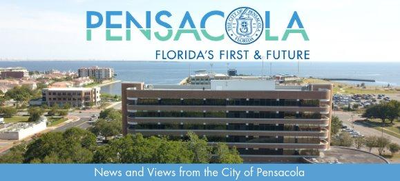 City of Pensacola masthead