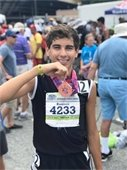 Francisco Ramirez 2019 AAU Junior Olympics All American