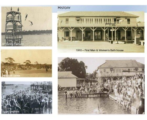 Historic photos of Bayview Park