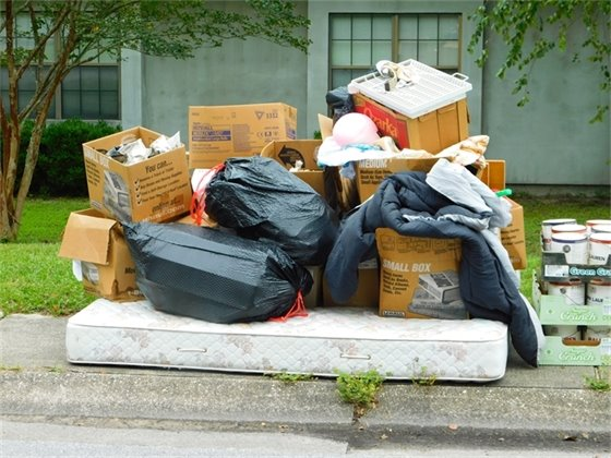 Mayor's neighborhood cleanup July 2021