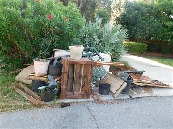 Image of the Mayor's Neighborhood Cleanup.