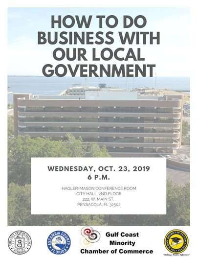 how to do business with our local government