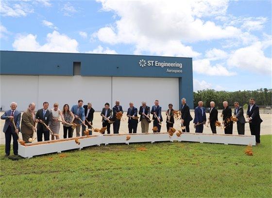 Project Titan Groundbreaking