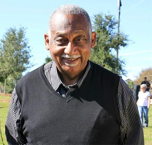 Councilman Gerald Wingate