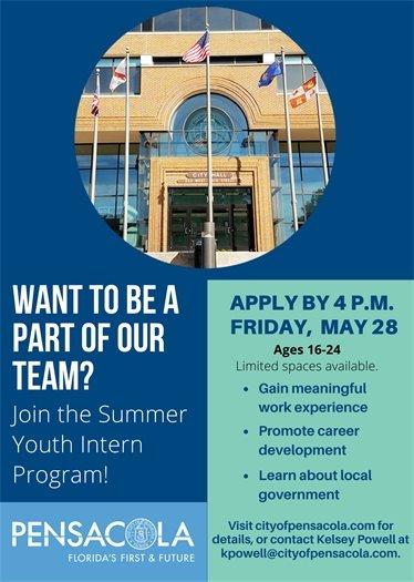 Summer Youth Intern Program