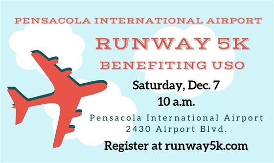 Runway 5k graphic