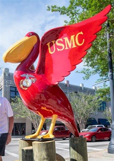 U.S. Marine Corps Pelican