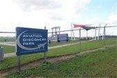 Aviation discovery park photo