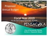 cover photo for the FY 2019 budget proposal