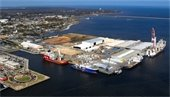 Photo of the Port of Pensacola