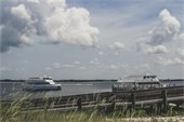 picture of two ferries