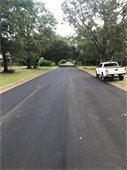 10th Avenue paved