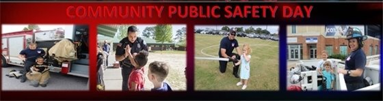 Community Public Safety Day information