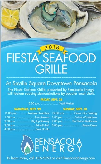 information on seafood festival