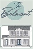 Rendering of The Belmont home