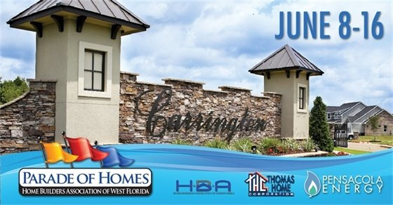 Parade of homes June 8-16