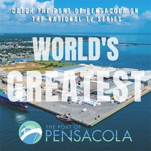 World's greatest port