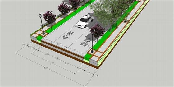 DeVilliers Street project rendering