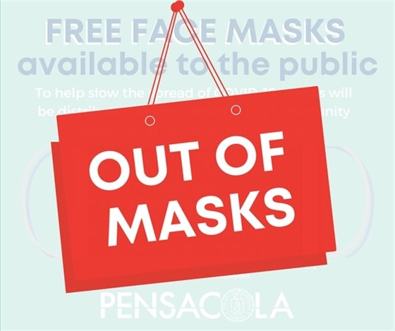 Free Mask Distribution at City Resource Centers Concludes July 23