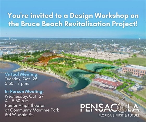 Bruce Beach Open House