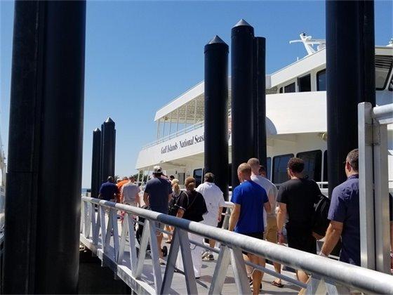 Pensacola Bay Cruises ferry