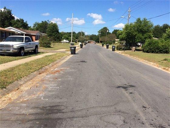 Clean neighborhood