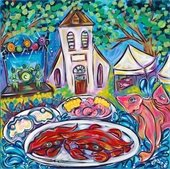 Seafood Festival poster