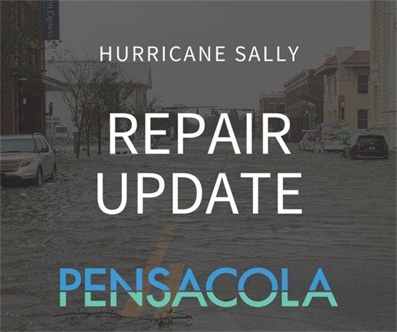 Hurricane Sally repair update