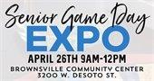 Senior Game Expo April 26 9 to 12 p.m. at 3200 w desoto street