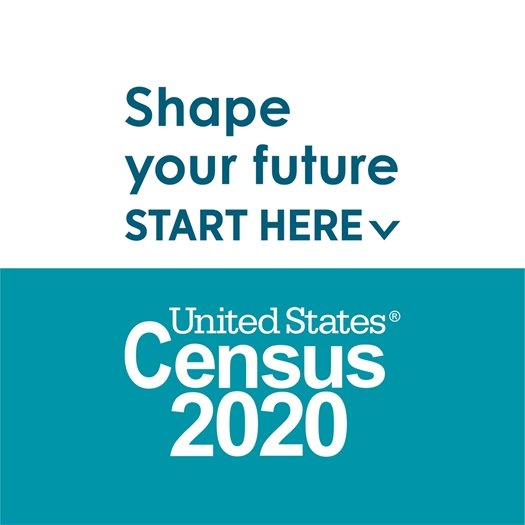 Shape your future start here: US Census 2020