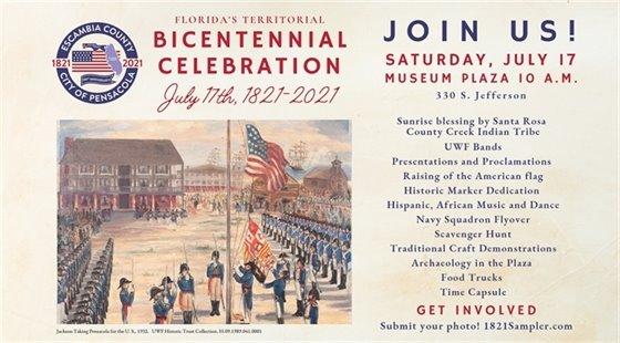 Bicentennial celebration July 17