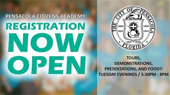 Citizens Academy flyer