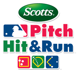 Image result for pitch hit & run logo