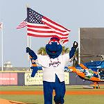 Pensacola Blue Wahoos 4th of July