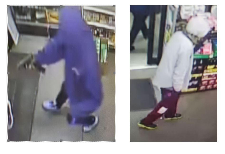 Dollar General shooting suspects