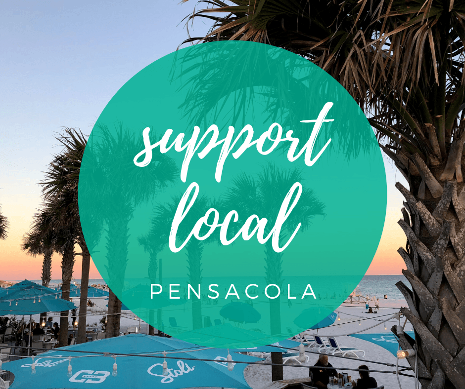 support local Pensacola
