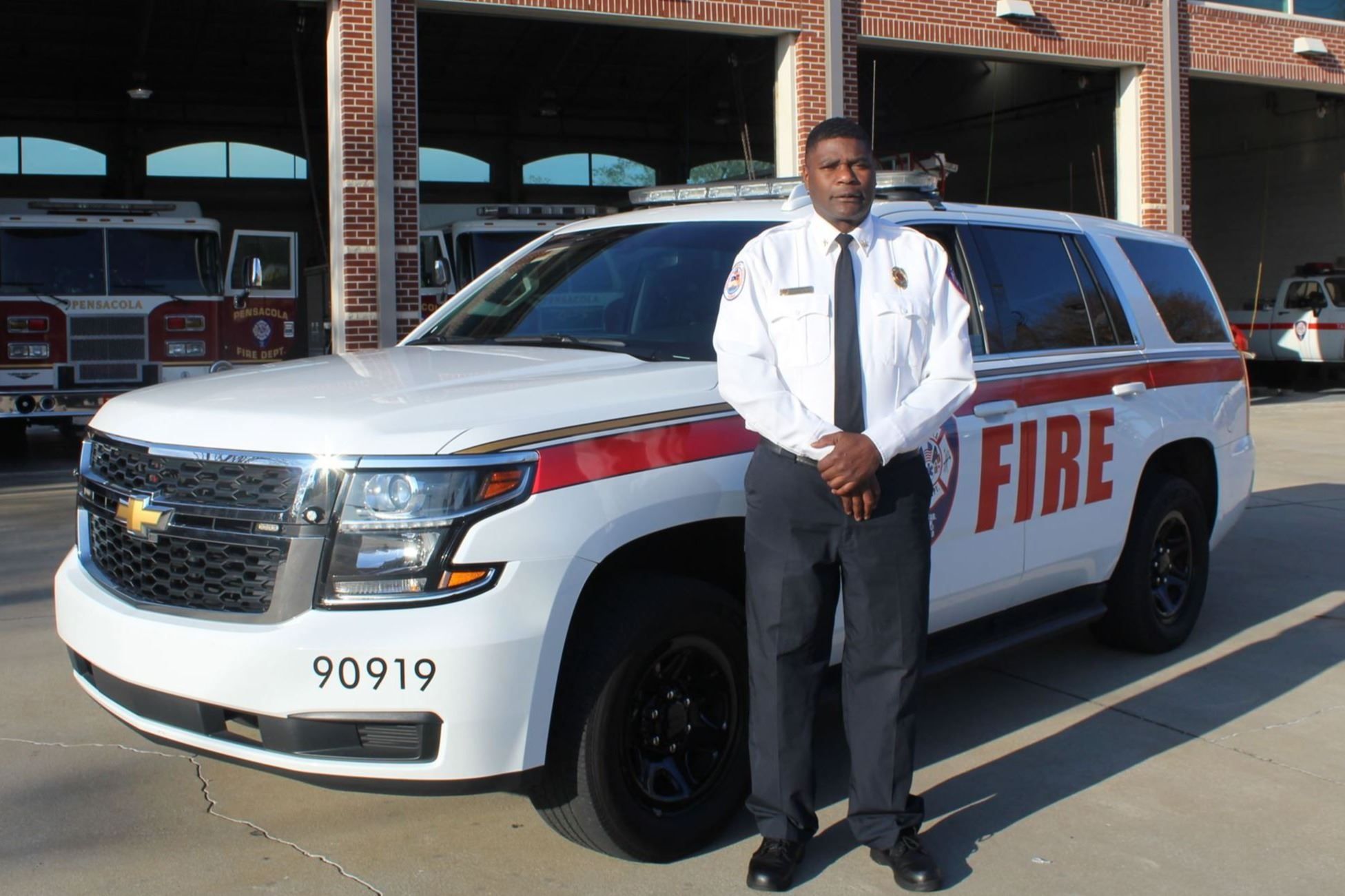 A Watch Battalion Chief Cedric King 2