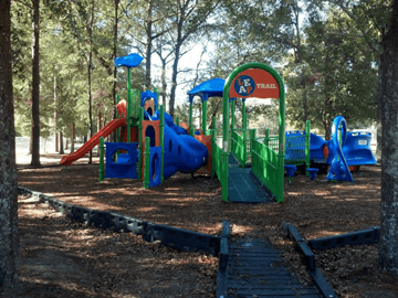 LEAP Trail Playground