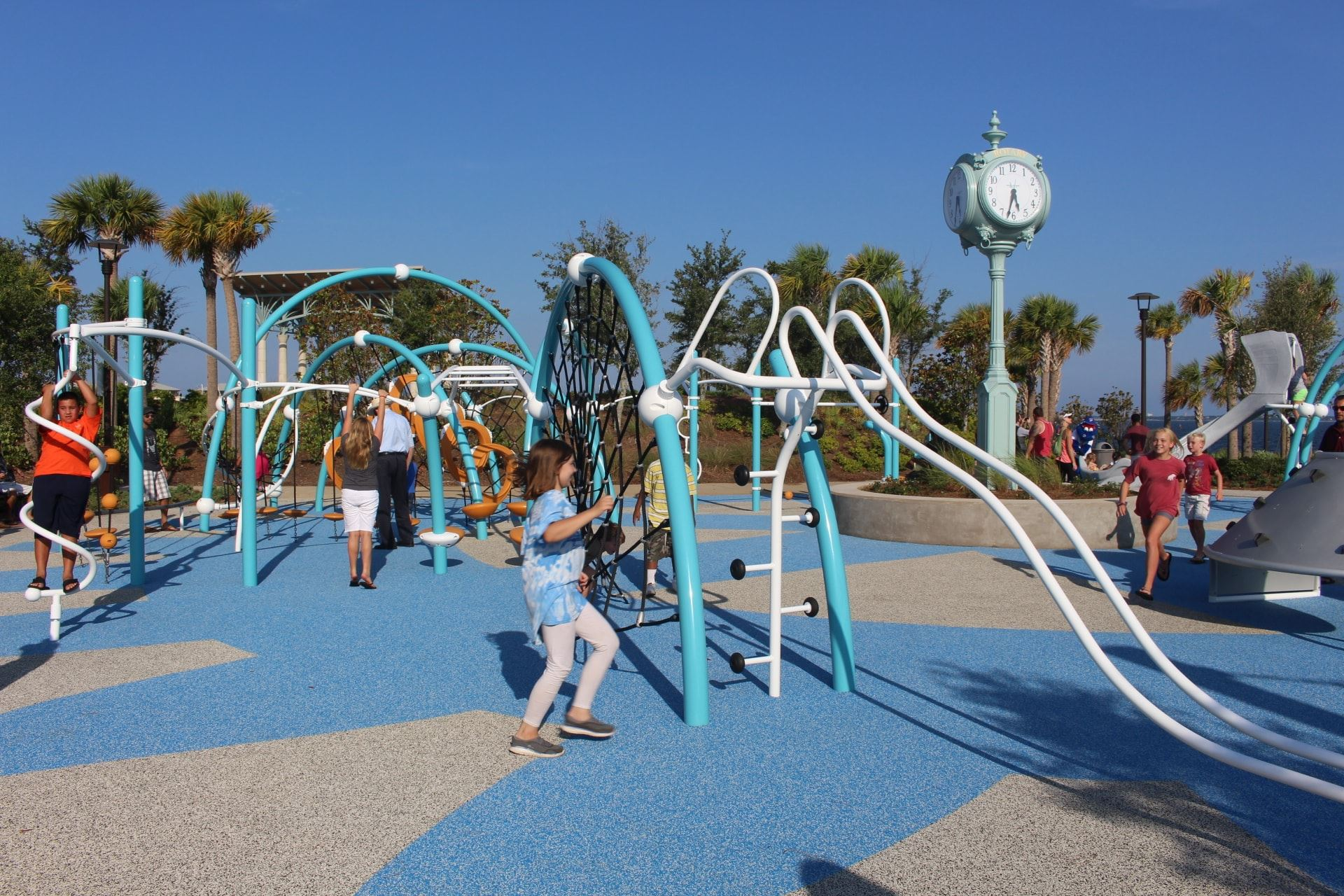 Rotary Centennial Playground at CMP
