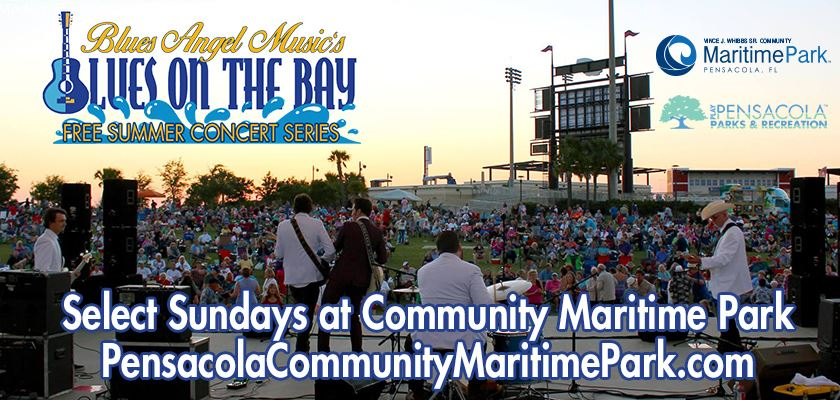 Blues on the Bay with picture
